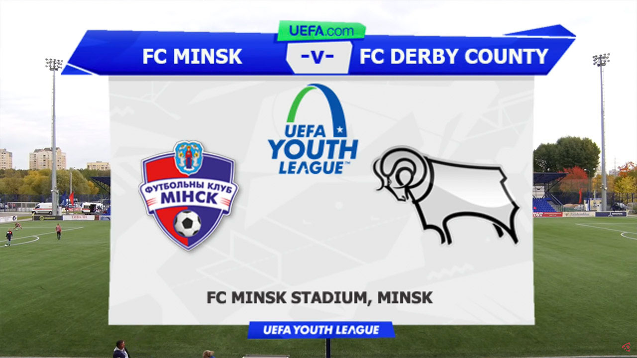 UEFA YOUTH LEAGUE. MINSK - DERBY